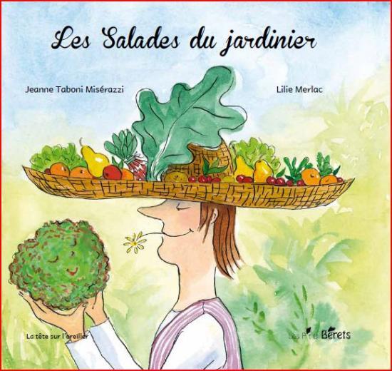 couv. les salades du jardinier