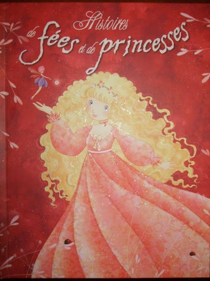 histoires de fées et de princesses