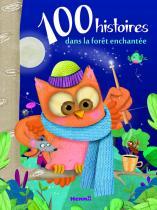 Couverture 100 histoires de la foret enchantee hemma 1